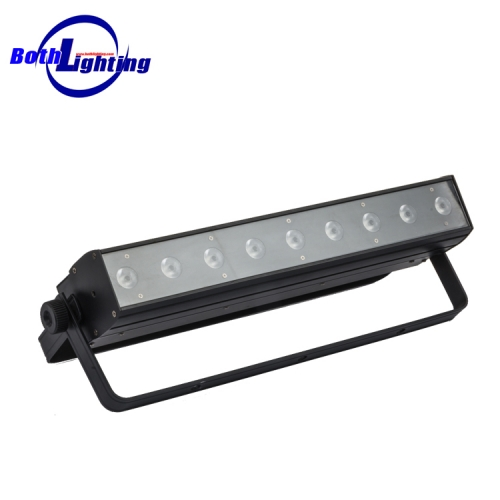 Contrôle individuel 9 * 9W / 12W LED Light Washer